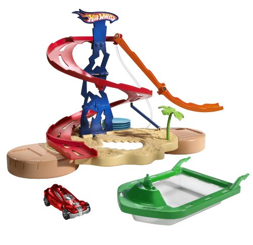 (Hot Wheels Tub Racers Play Set)