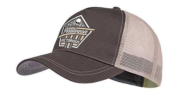 PENTAGON nomas Trucker Cap Victorius, marrón: Amazon.es: Deportes ...