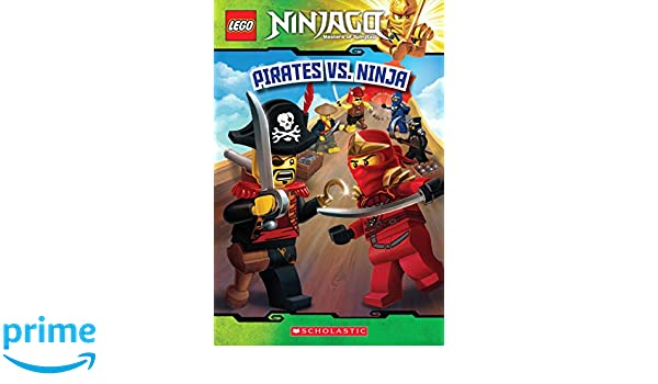 Pirates vs. Ninja (Lego Ninjago: Reader): Amazon.es: Tracey ...
