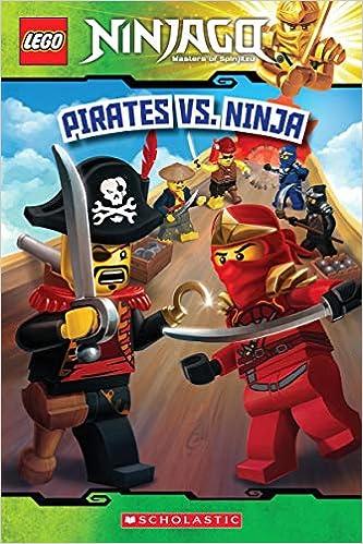 Amazon.com: Pirates vs. Ninja (LEGO Ninjago: Reader ...