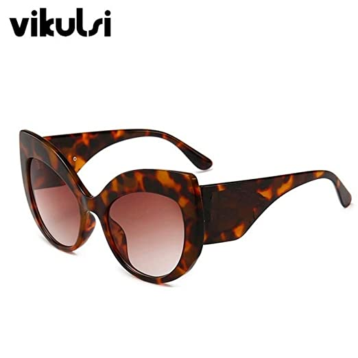 Yangjing-hl Gafas de Sol Cat Eye Gafas de Sol Retro para ...