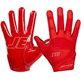 Cutters Julian Edelman Football Gloves. Extreme Grip & Breathable Receiver Gloves. JE11 Series....