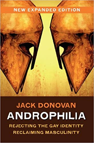 Jack donovan homosexual relationships