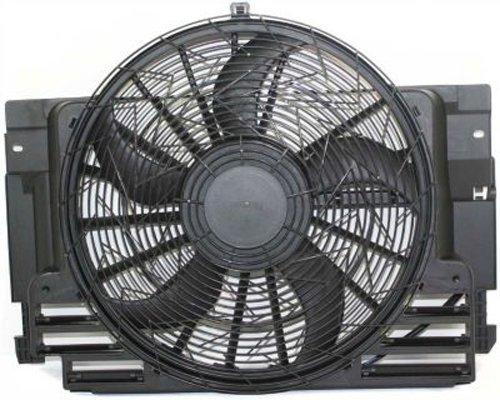 Bmw 2002 Cooling - Crash Parts Plus Single Cooling Fan for 2001-2006 BMW X5 BM3020102