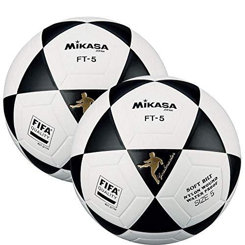 Kit 2 Bolas Futevôlei Mikasa Fifa Ft5