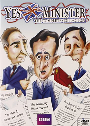 Yes Minister: The Complete Collection (3PC)