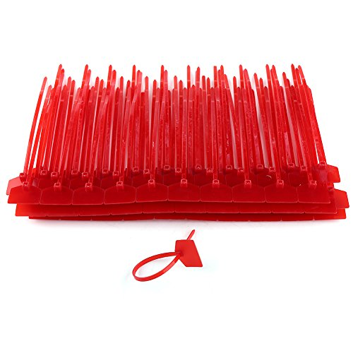 100pcs 4 x 160mm Maker Nylon Cable Ties Colorful Wire for sale  Delivered anywhere in Canada
