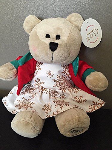 Bear Starbucks - 2017 STARBUCKS Bearista Bear Girl 136th