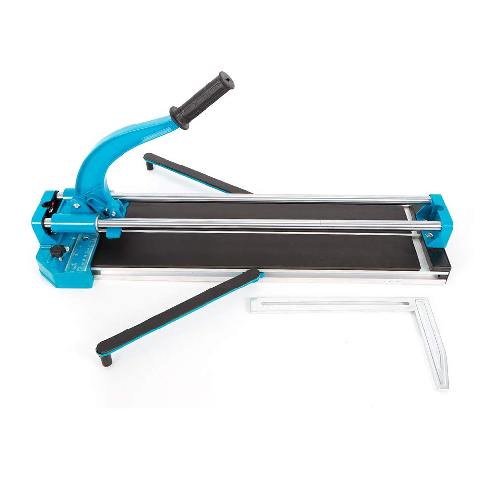 Wanlecy Manual Tile Cutter 600mm 24-Inch with Carbide Insert Ball Head of Handle