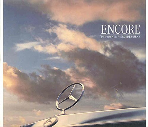 1996 Mercedes Benz Encore Pre Owned Sales (Pre Owned Mercedes)