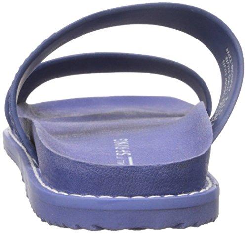 Chiamalo Primavera Elionel Blu Sandalo Piatto