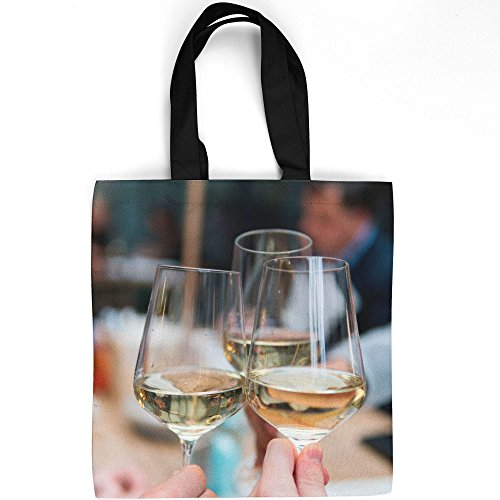 Westlake Art - Wine Alcohol - Tote Bag - Picture Photography Shopping Gym Work - 16x16 Inch (D41D8)