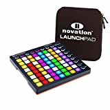 Novation Launchpad S Controller and Official Sleeve Bundle