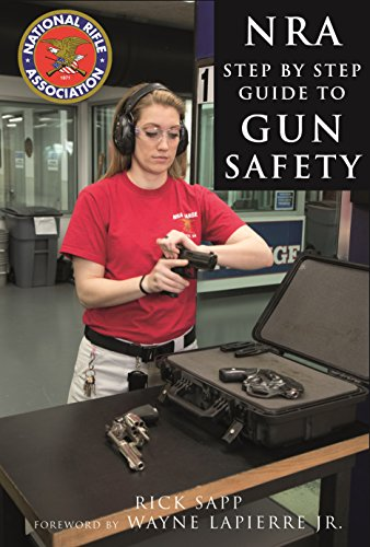 Amazon the nra step by step guide to gun safety how to care the nra step by step guide to gun safety how to care for fandeluxe Choice Image