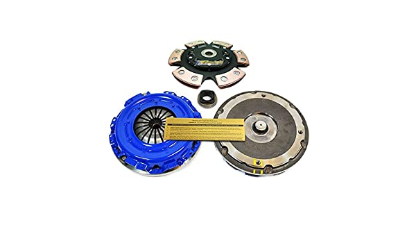 Amazon.com: EFT STAGE 3 CLUTCH-FLYWHEEL KIT 95-99 MITSUBISHI ECLIPSE RS GS EAGLE TALON ESi: Automotive