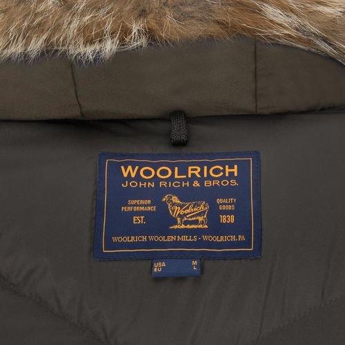 Green Verdone Parka Wocps2477 Woolrich Rsg Anorak Arctic Scuro Dark qvnBwYp