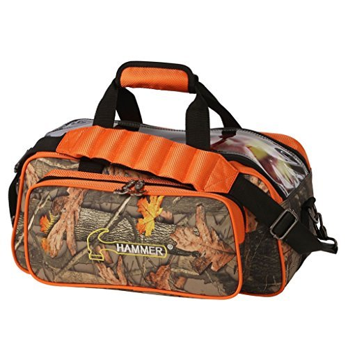 Hammer Double Tote Hammerflage Bowling Bag