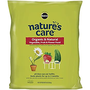 Amazon.com : Miracle-Gro Nature's Care Organic and Natural