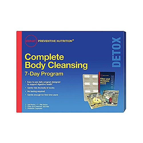 GNC Preventive Nutrition Complete Cleansing product image