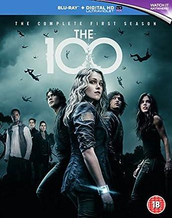 The 100 Season 1 Blu Ray Uk Import Amazonde Eliza