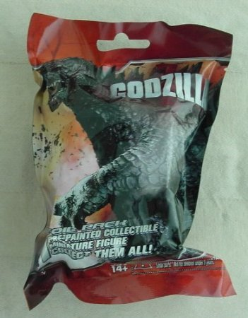 Wizkids Godzilla Blind Figure Package