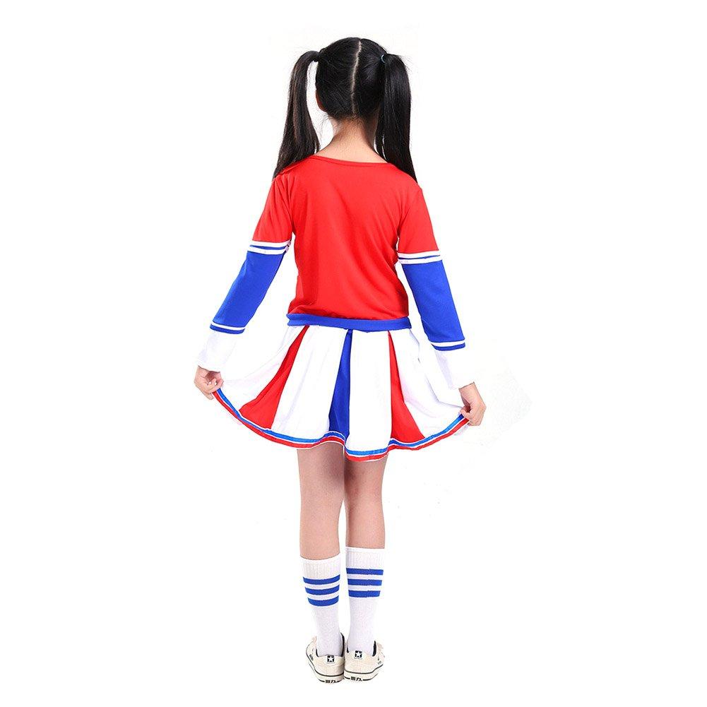 G Kids M A Dchen Jungen Cheerleader Kost U M Cheerleading Uniform