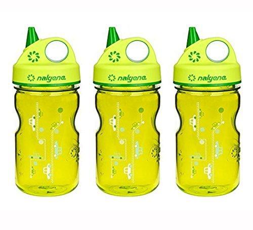 Grip N-gulp Spring (Kids Grip-n-Gulp - Variation Parent (Cars Spring Green Set of 3, 3 Count))