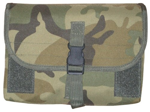 Taigear Tactical Drum Magazine / Gas Mask Pouch (Doomsday Preppers Halloween Costume)