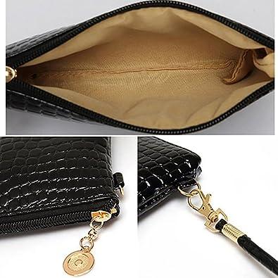 Gemini/_mall/® Fashion Women Shoulder Bag Tote Messenger Mini PU Leather Crossbody Satchel Handbag