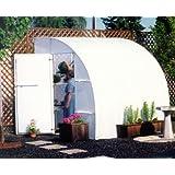 Solexx Harvester Greenhouse 8' X 16' X 8' - 5mm
