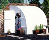 Solexx Harvester Greenhouse 8' X 24' X 8' - 5mm