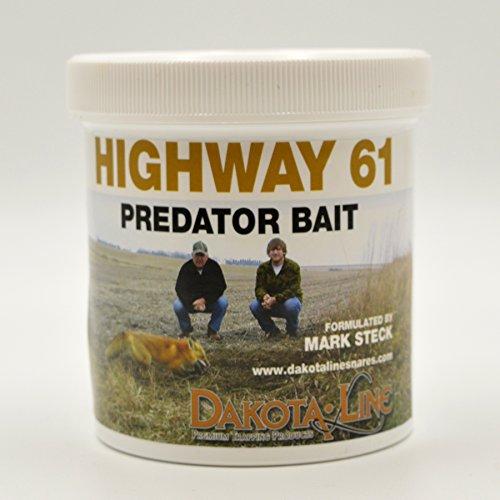 1 - Pint HIGHWAY 61 Predator Bait by DakotaLine