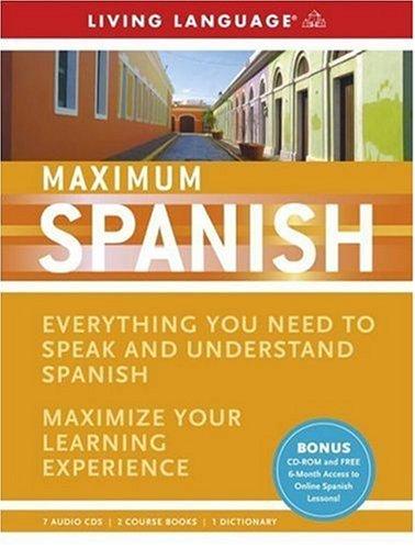 Maximum Spanish