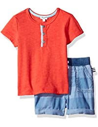 Splendid Baby Little Boys' Short Set