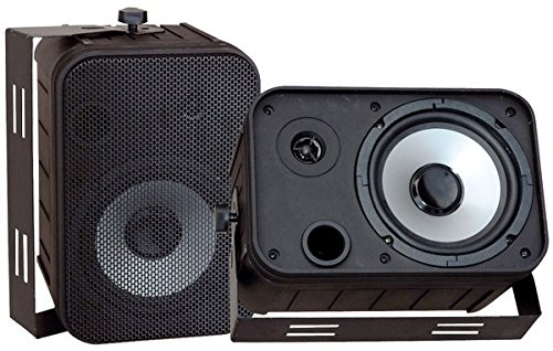 Pyle PDWR50B 6 5 Inch Waterproof Speakers