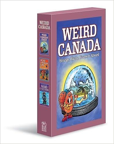 Book Weird Canada Box Set: Weird Canadian Places, Weird Canadian Laws,Weird Canadian Words by Lisa Wojna (2006-08-28)