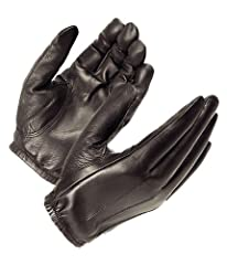 Our Dura-Thin Police Search Duty glove is one of the best-selling leather law enforcement models of all time. Their soft, 'second-skin' thin leather construction provides a superior feel whether shooting, searching, handcuffing or driving.   ...