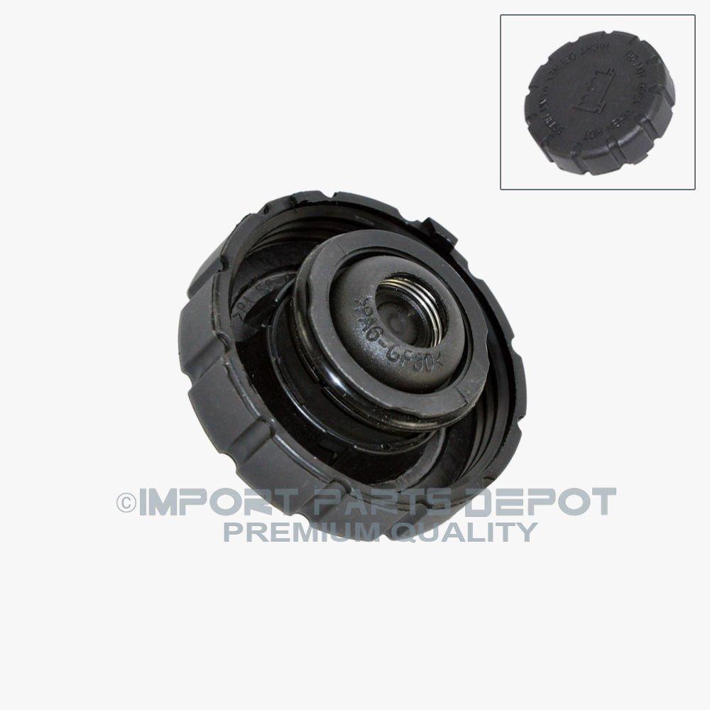 Radiator Coolant Reservoir Expansion Tank Cap for Mercedes Premium Quality 2105010715 New KOOLMAN