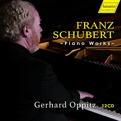 Schubert: Complete Piano (Piano Works Box)