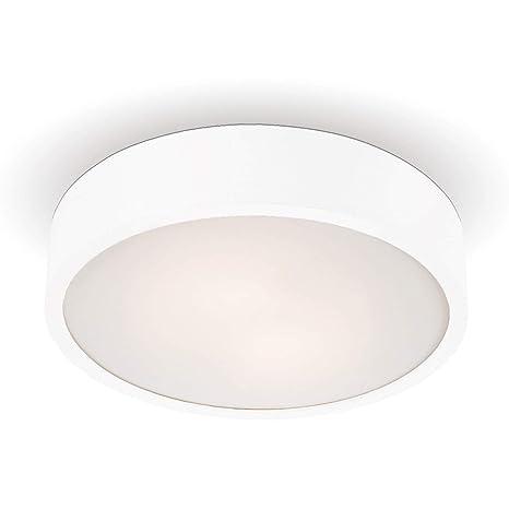 Lámpara de pared techo de Madrid White [Blanco] ø37 cm IP20 ...
