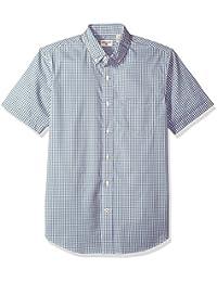 1ad9e0fec99 Men s Short Sleeve Button Down Comfort Flex Shirt
