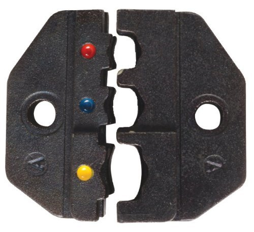 Greenlee 45509 Interchangeable Die Sets for Insulated Terminals 22-10 AWG by Greenlee