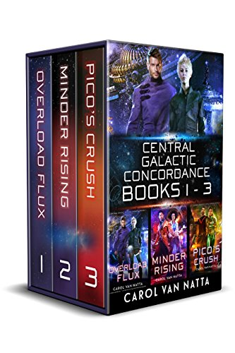 The Central Galactic Concordance Collection, Books (Collection Van)