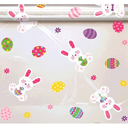 Egg-stra Special Easter Bunnies and Eggs Cello Wrap Party Favour, Plastic, 40