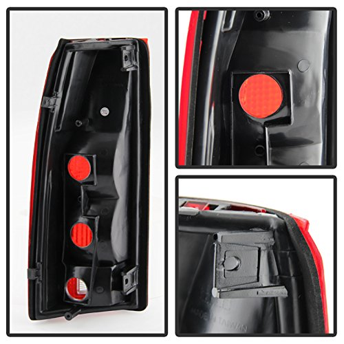 Xtune ALT-JH-CCK88-OE-RSM Chevy/GMC Tail Light