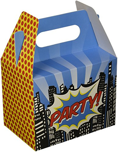 Superhero Party Boxes