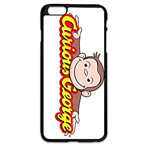 Curious George Safe Slide Case Cover For IPhone 6 Plus (5.5 Inch) - Case