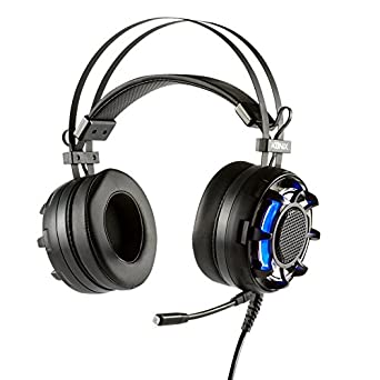 Konix - Auriculares de gaming Pro 7.1 U 800 (PS4) (PlayStation 4)