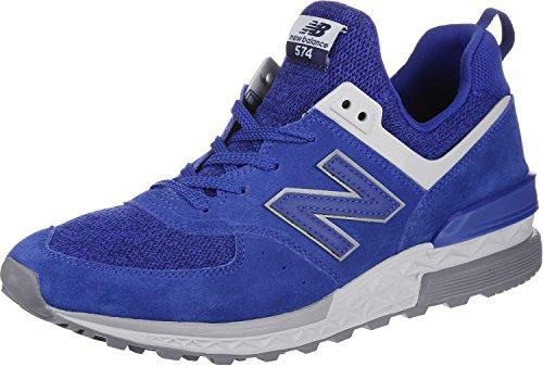 Homme Balance Light Blue gray New Baskets Ml574v2 qd4wnZt