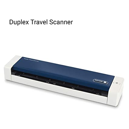 Visioneer Xerox Duplex Travel Scanner